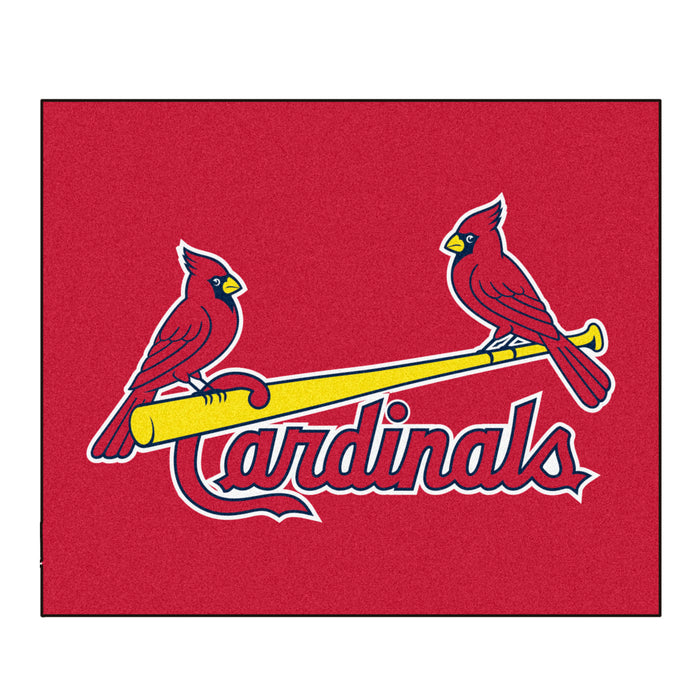 MLB - St. Louis Cardinals Tailgater Rug 5'x6'