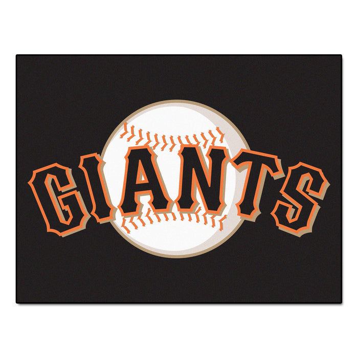"SF Giants All-Star Mat 33.75""x42.5"""