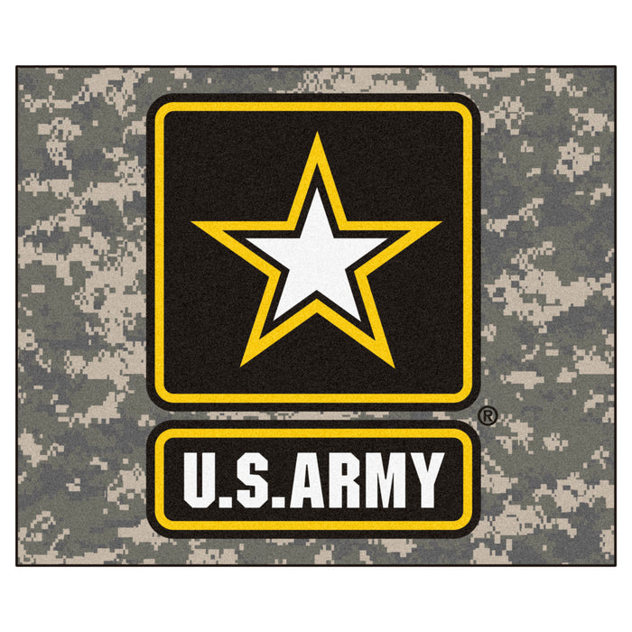 Army Tailgater Rug 5'x6'