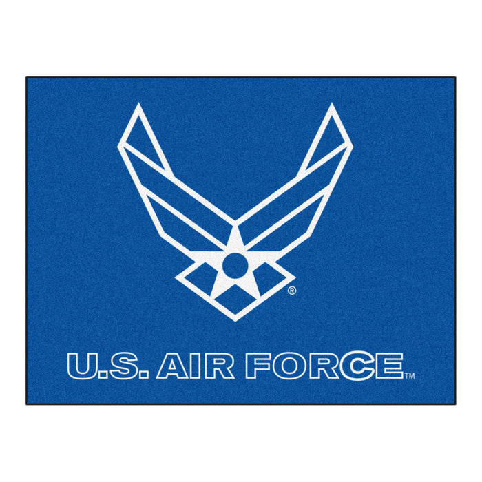"Air Force All-Star Mat 33.75""x42.5"" - Fan Cave Rugs"