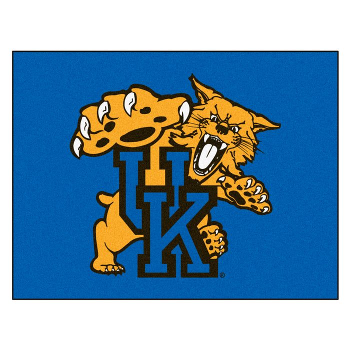 "Kentucky All-Star Mat 33.75""x42.5"" - Fan Cave Rugs"