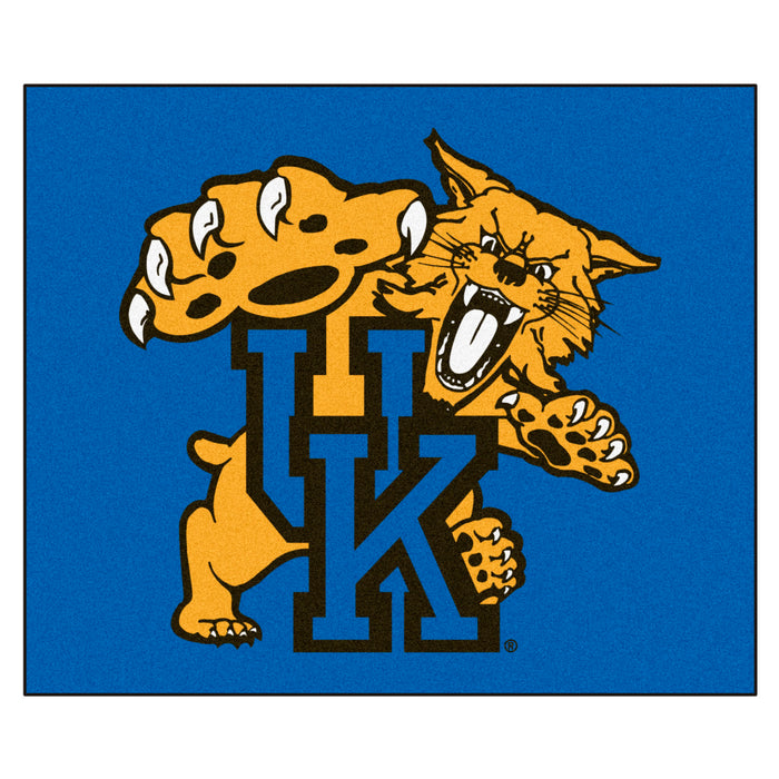 Kentucky Tailgater Rug 5'x6' - Fan Cave Rugs