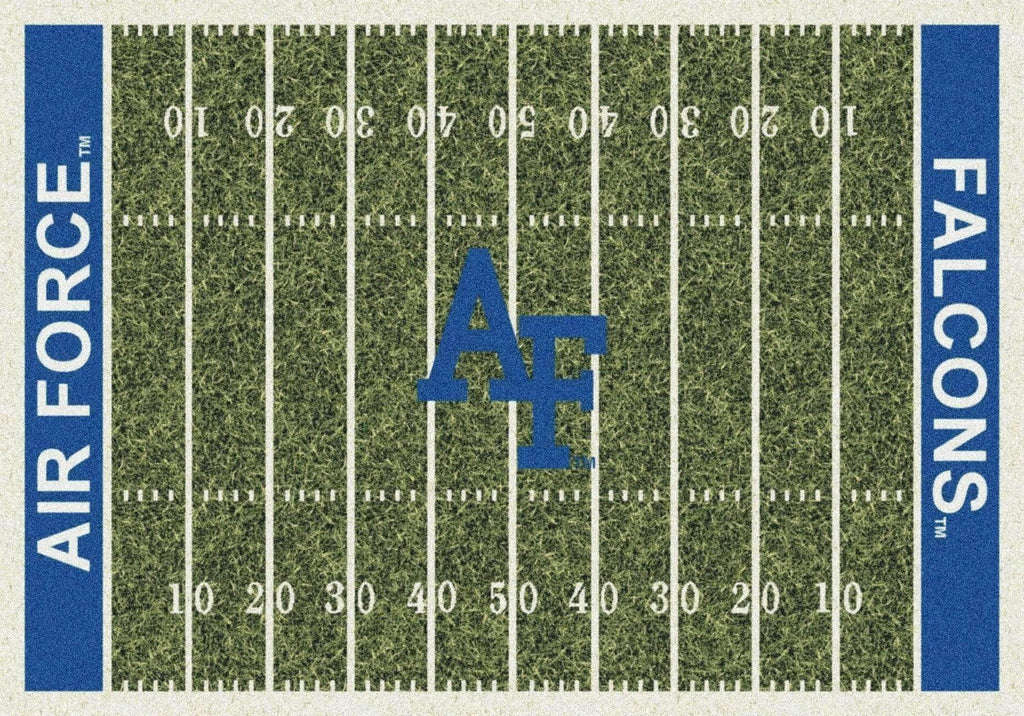 Air Force Rug Team Home Field - Fan Cave Rugs