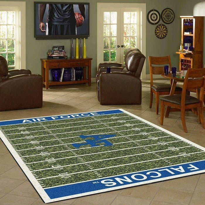 Air Force Rug Team Home Field