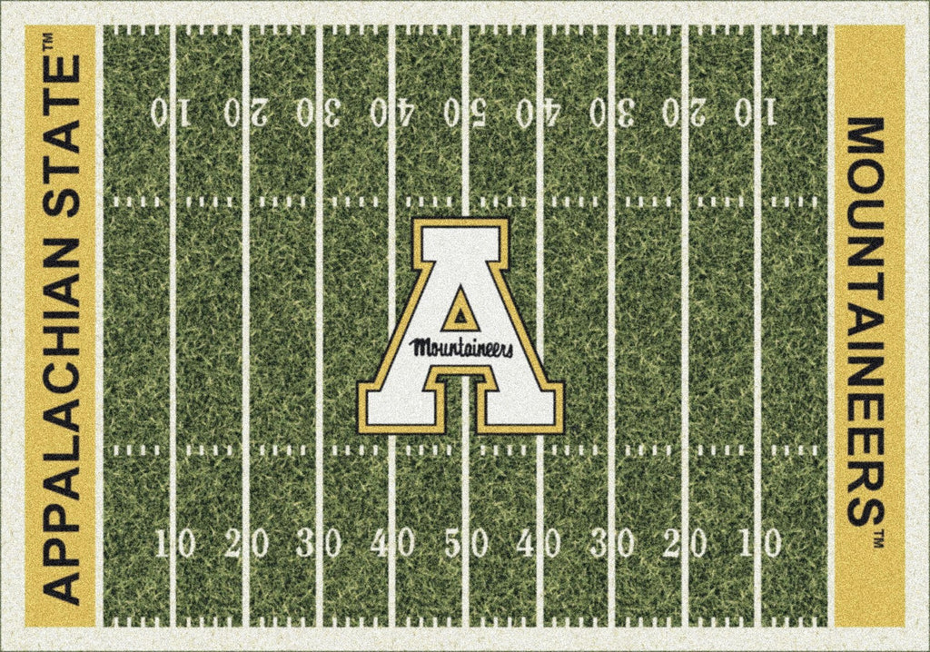Appalachian State Rug Team Home Field - Fan Cave Rugs
