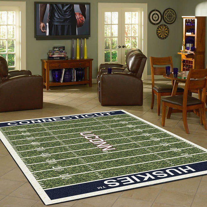 Connecticut Rug Home Field - Fan Cave Rugs