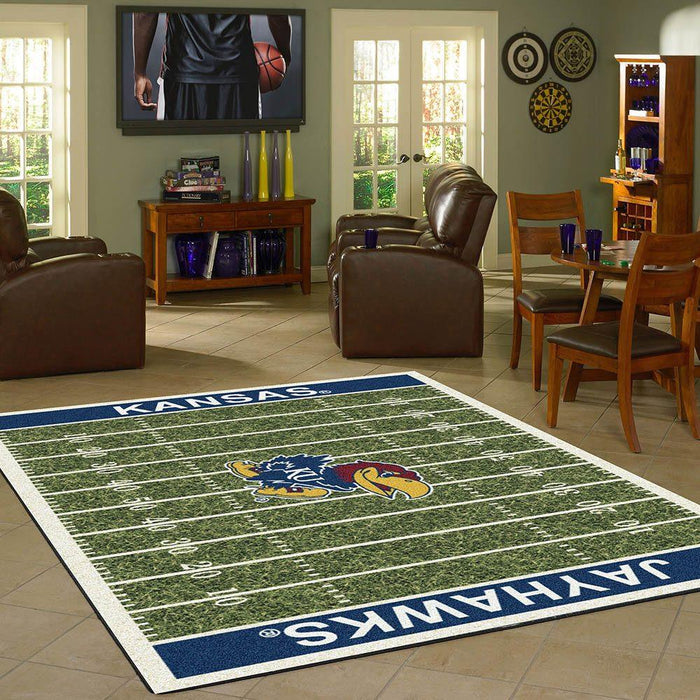 Kansas Rug Team Home Field