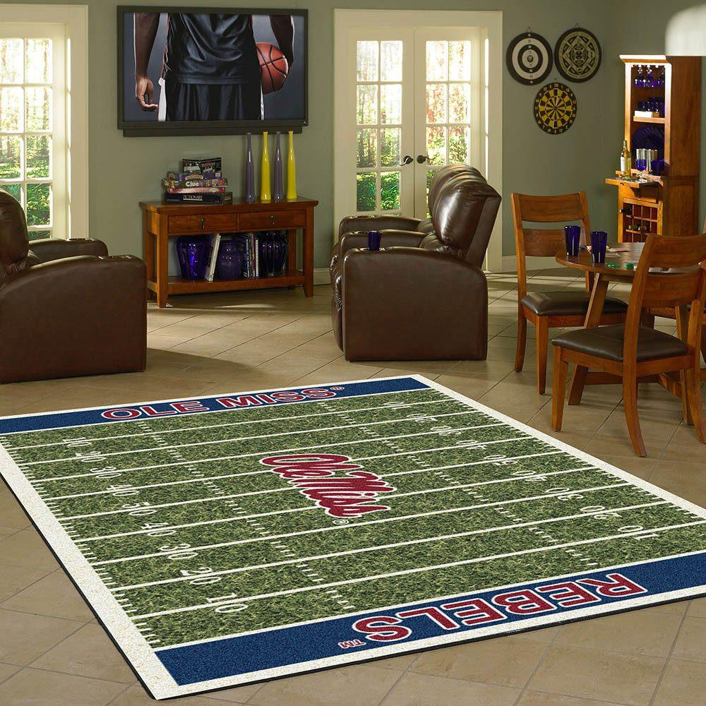 Mississippi Rug Team Home Field