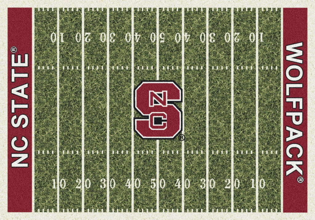 North Carolina State Rug Team Home Field