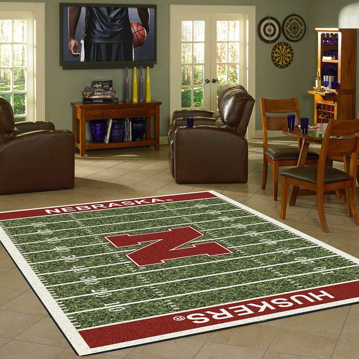 Nebraska Rug Team Home Field