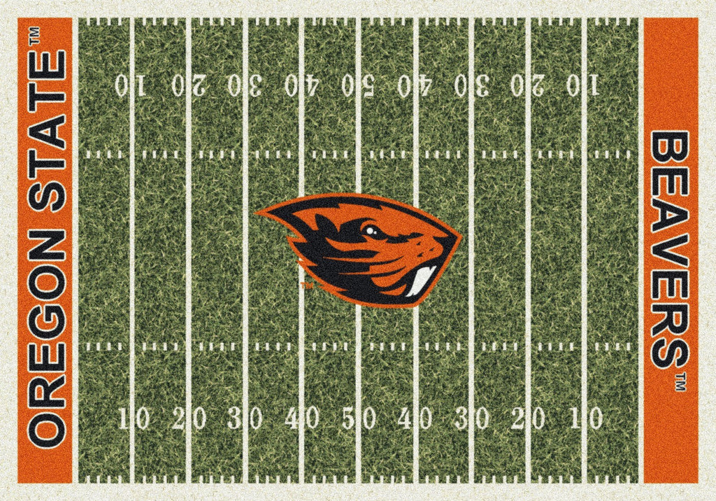Oregon State Rug Team Home Field