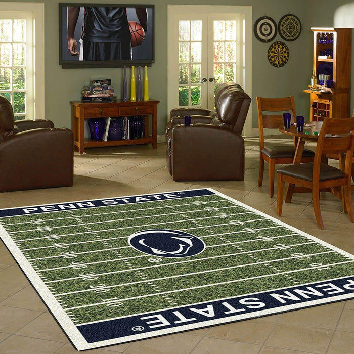 Penn State Rug Team Home Field