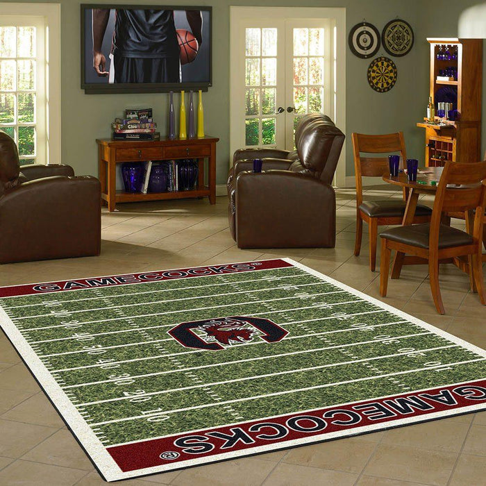 South Carolina Rug Team Home Field