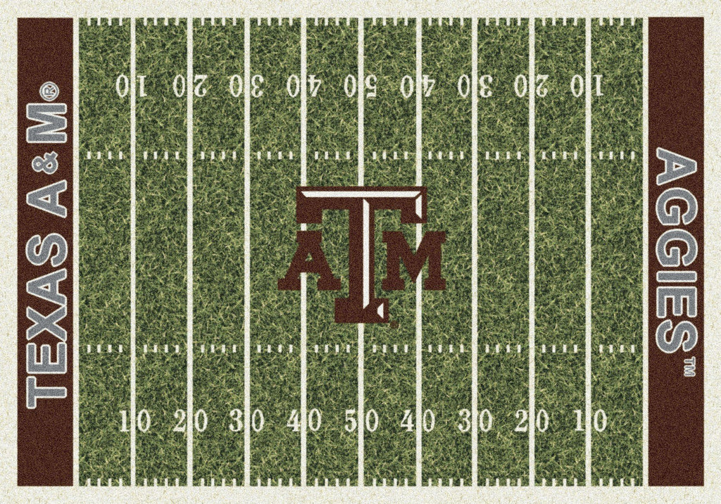 Texas A&M Rug Team Home Field