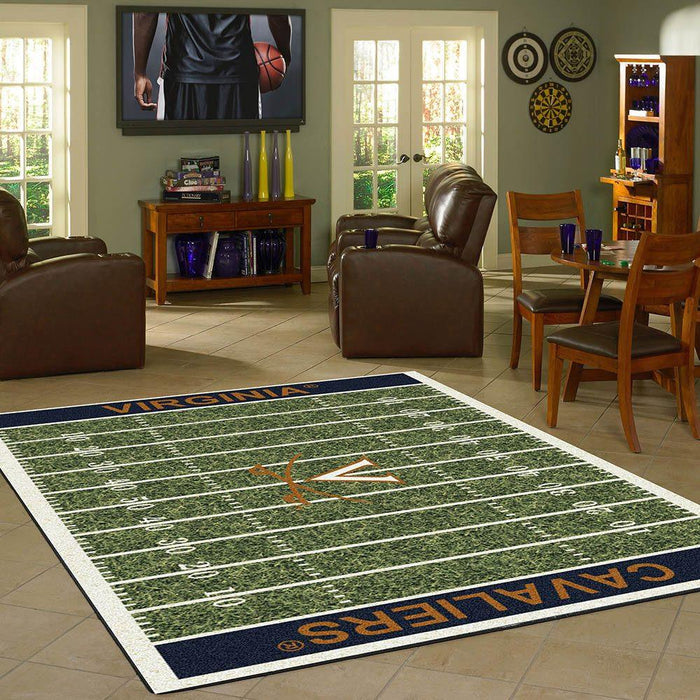 Virginia Rug Team Home Field