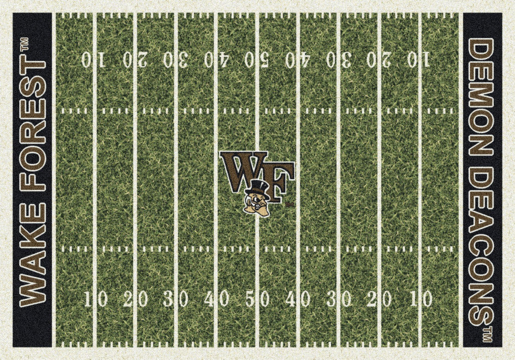 Wake Forest Rug Team Home Field