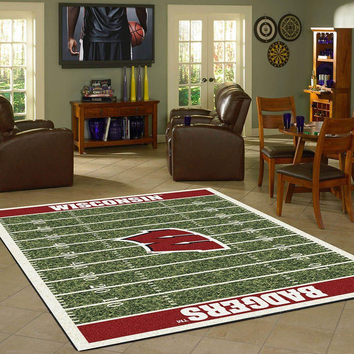 Wisconsin Rug Team Home Field