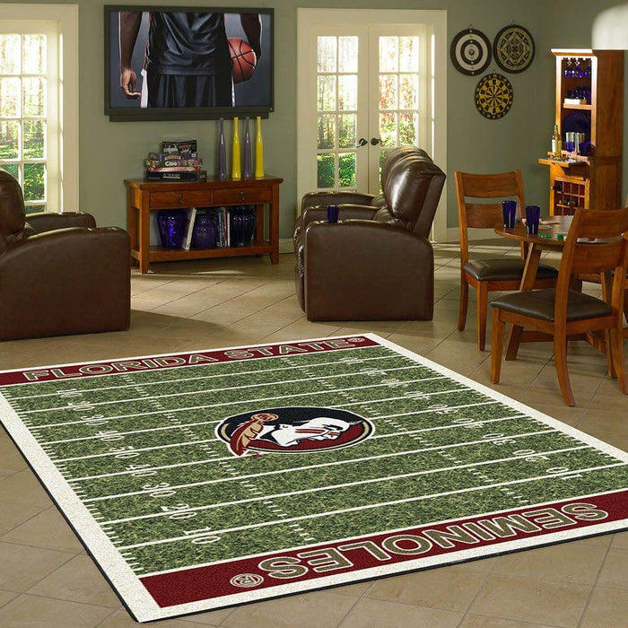 Florida State Rug Team Home Field