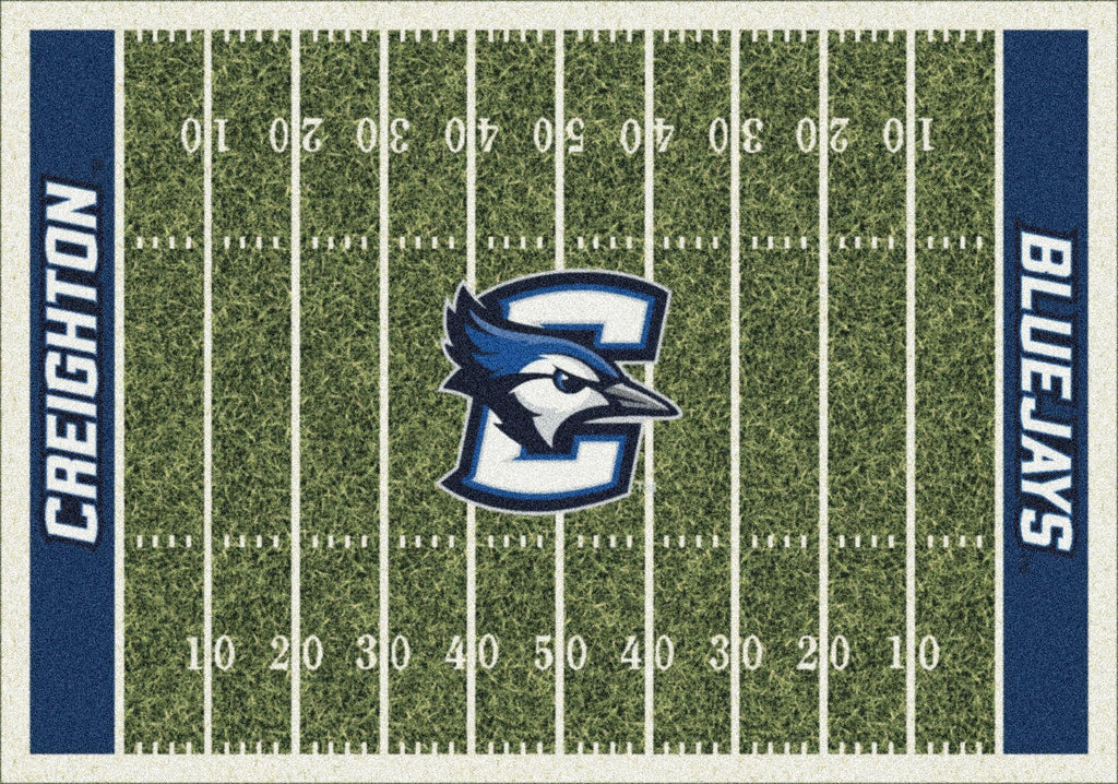 Fan Cave Rugs:Creighton Rug Team Home Field
