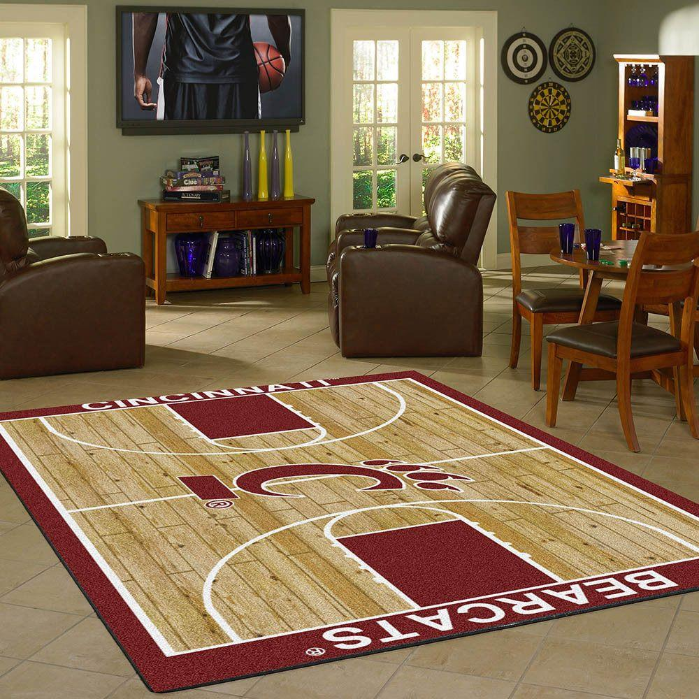 Cincinnati Rug Team Home Court