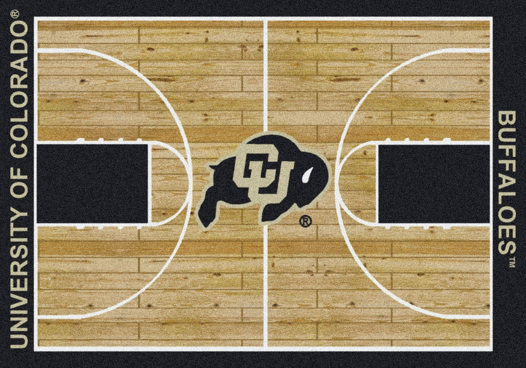 Fan Cave Rugs:Colorado Rug Team Home Court