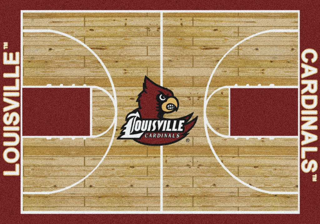 Louisville Rug Team Home Court