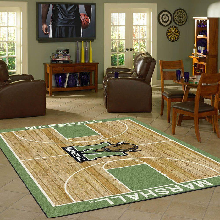 Marshall Rug Team Home Court