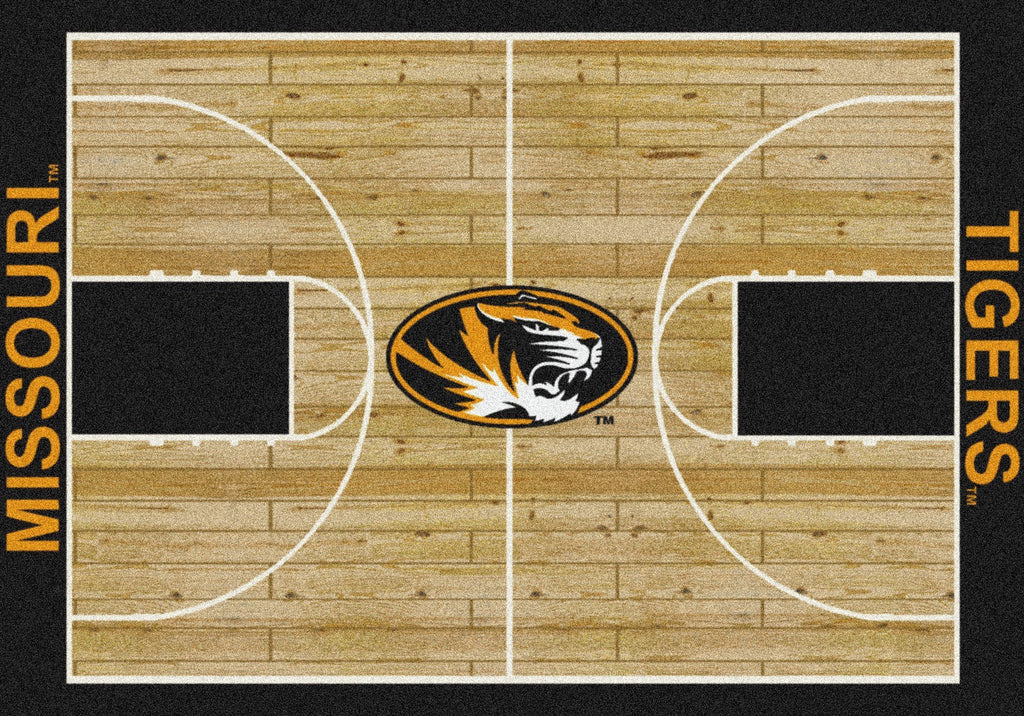 Missouri Rug Team Home Court