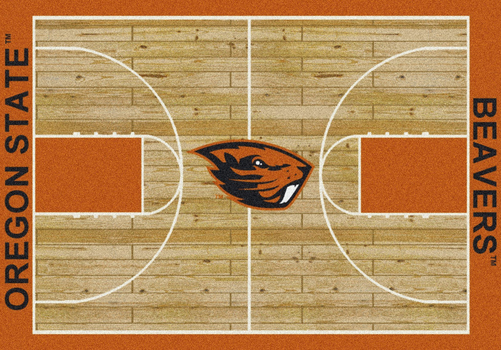 Oregon State Beavers rug