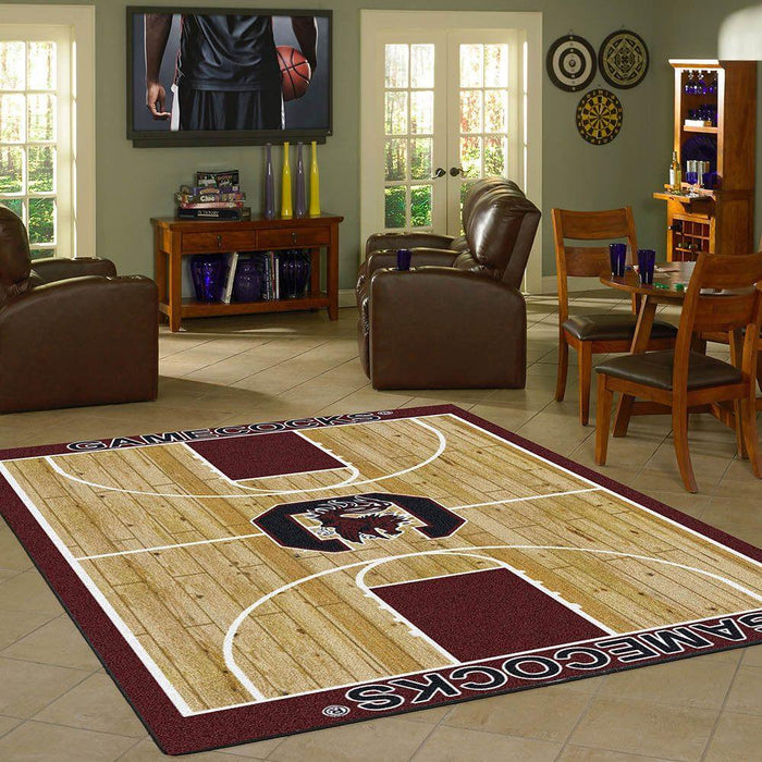 South Carolina Rug Team Home Court