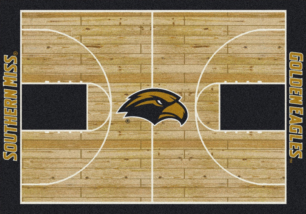 Southern Mississippi Rug Team Home Court