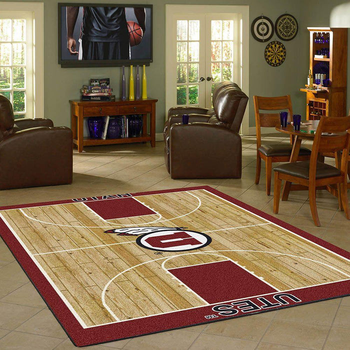 Utah Rug Team Home Court