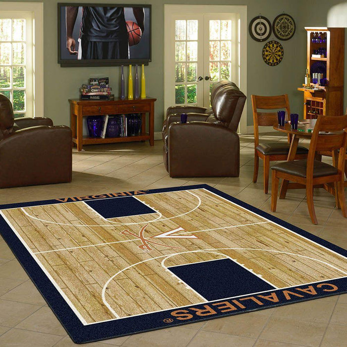 Virginia Rug Team Home Court