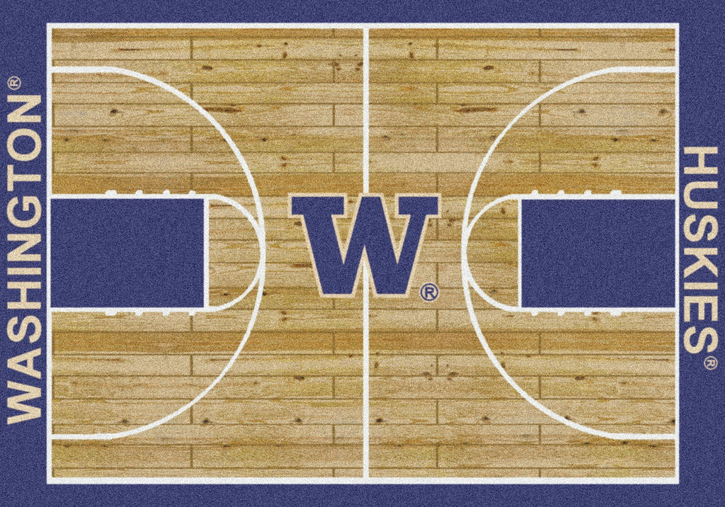 Washington Rug Team Home Court