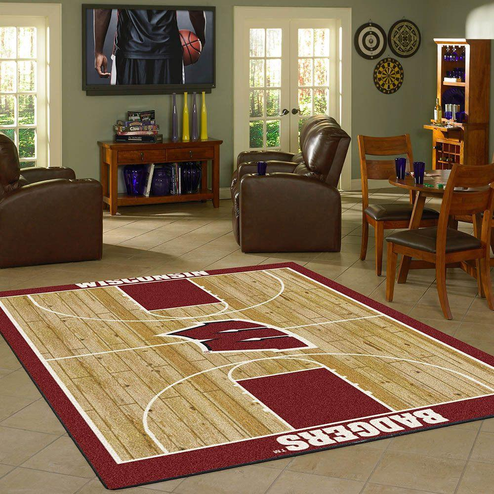 Wisconsin Rug Team Home Court
