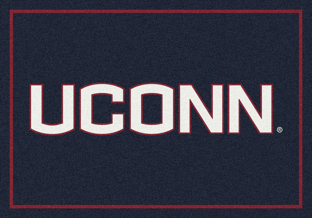 Fan Cave Rugs:Connecticut Rug Team Spirit