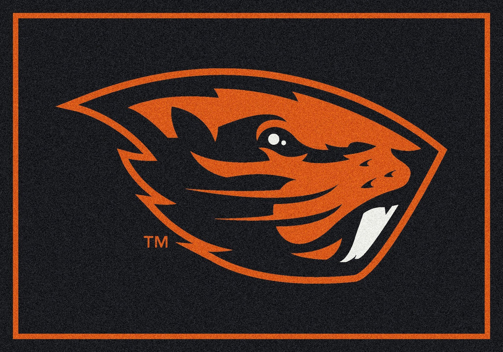 Oregon State Rug Team Spirit