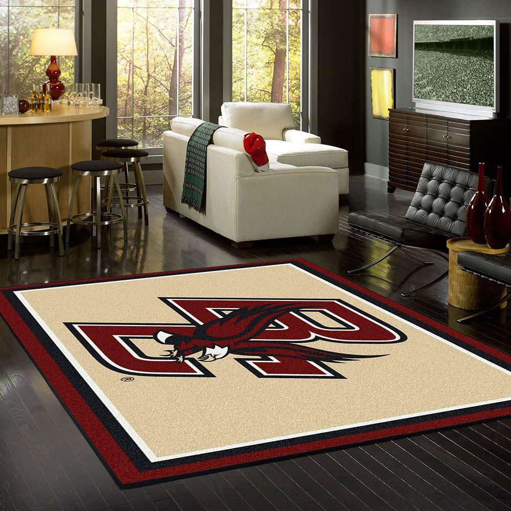 Boston College Rug Team Spirit