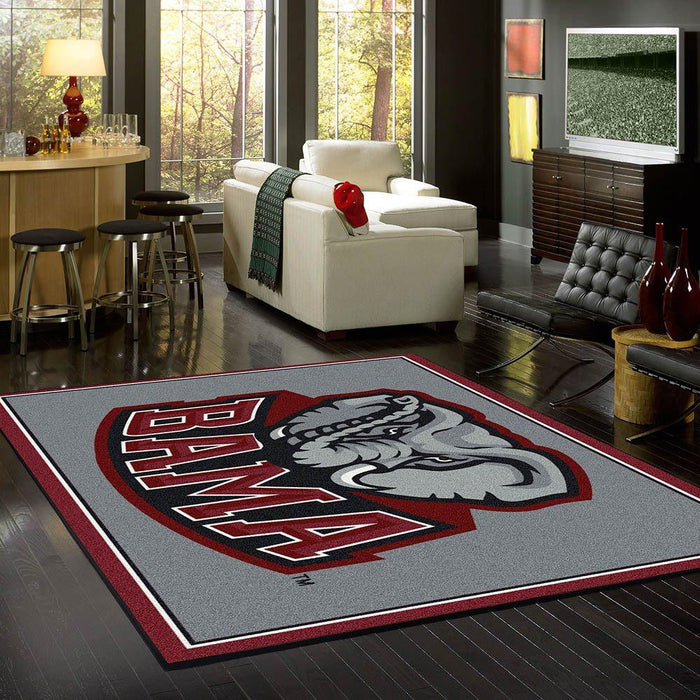 Fan Cave Rugs:Alabama Rug Team Spirit