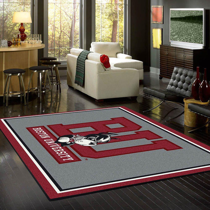 Fan Cave Rugs:Boston Rug Team Spirit