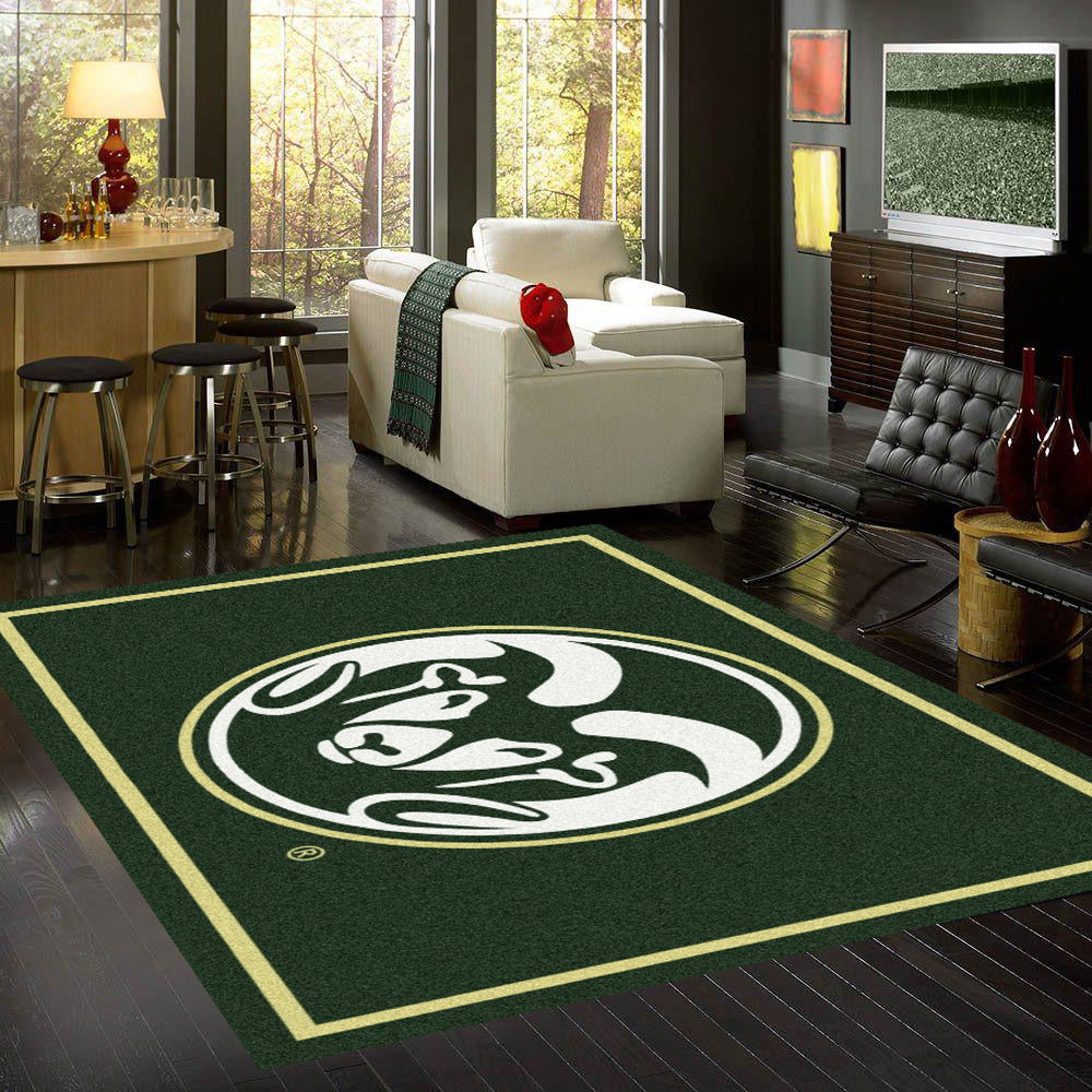 Colorado State Rug Team Spirit