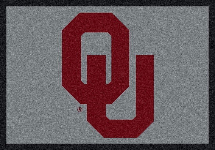 Oklahoma Rug Team Spirit