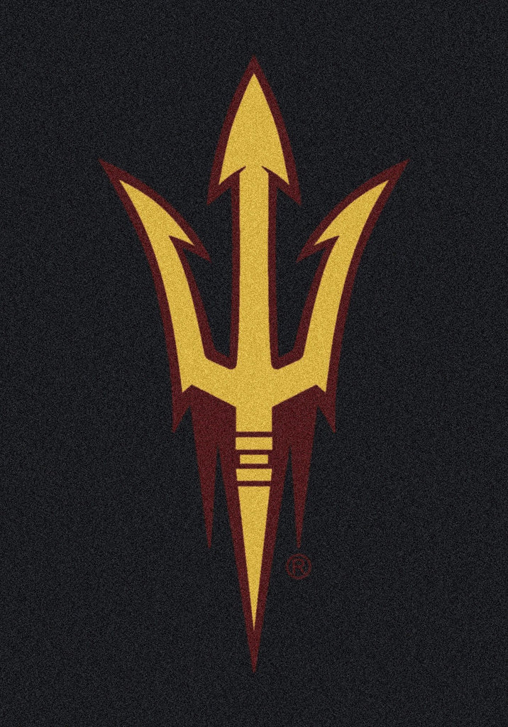 Fan Cave Rugs:Arizona State Rug Team Spirit