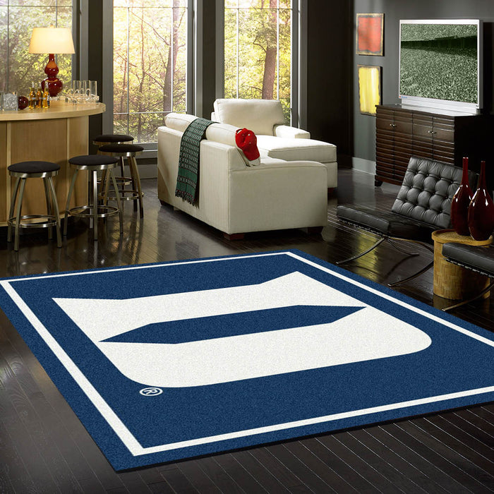 Duke Rug Team Spirit - Fan Cave Rugs