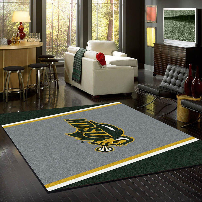 North Dakota State Rug Team Spirit