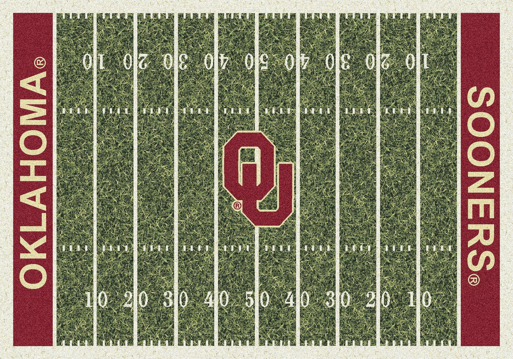 Oklahoma Rug Team Home Field