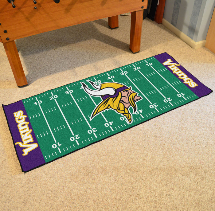 "NFL - Minnesota Vikings Runner 30""x72"""