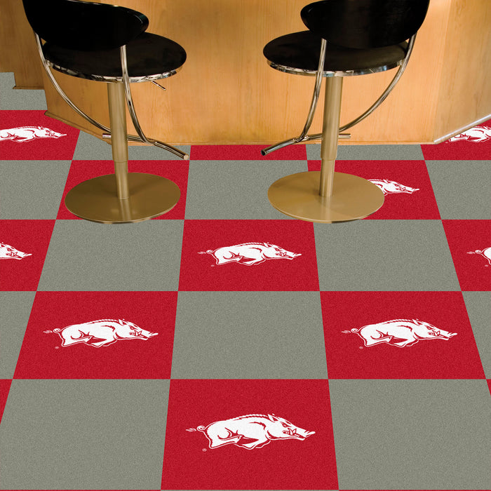"Arkansas 18""x18"" Carpet Tiles"
