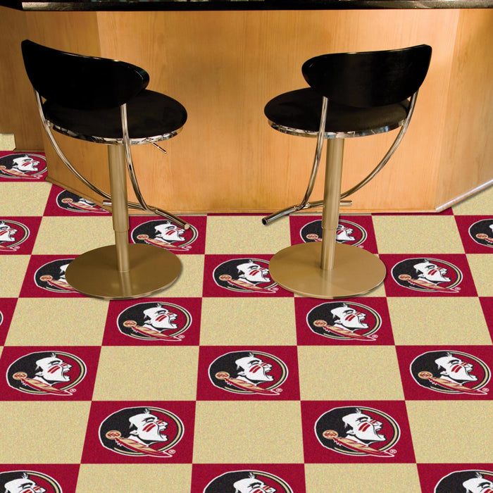 "Florida State 18""x18"" Carpet Tiles"