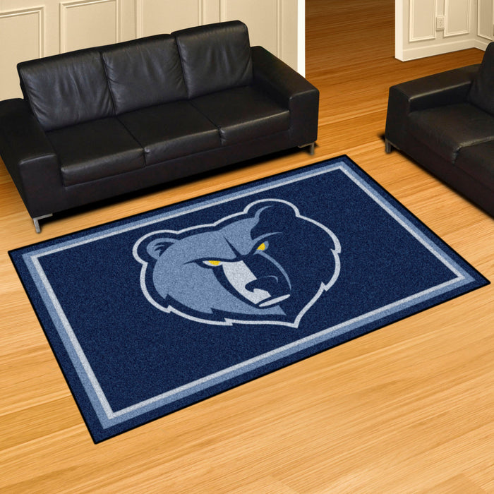 NBA - Memphis Grizzlies Rug - Fan Cave Rugs
